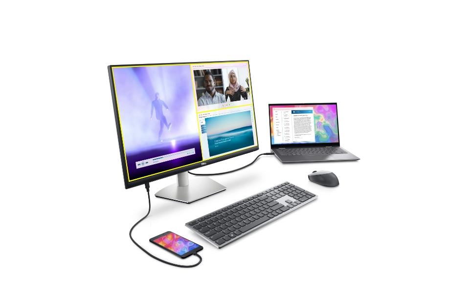 Dell dévoile une gamme d'écrans PC parfaits pour le télétravail
