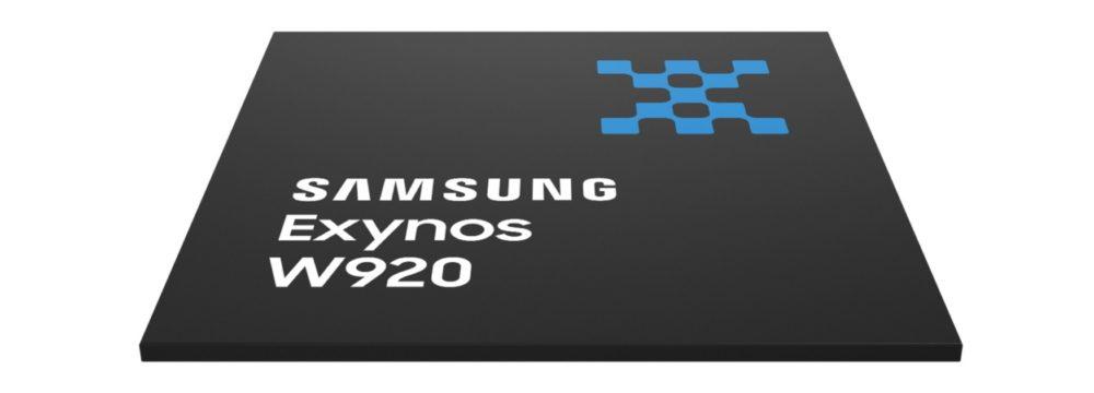 Le SoC Exynos W920 va équiper les Galaxy Watch 4.