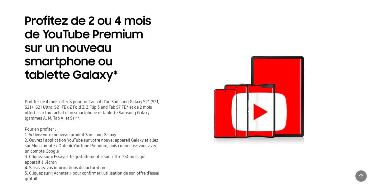 Samsung France évoque le Galaxy S21 en avance