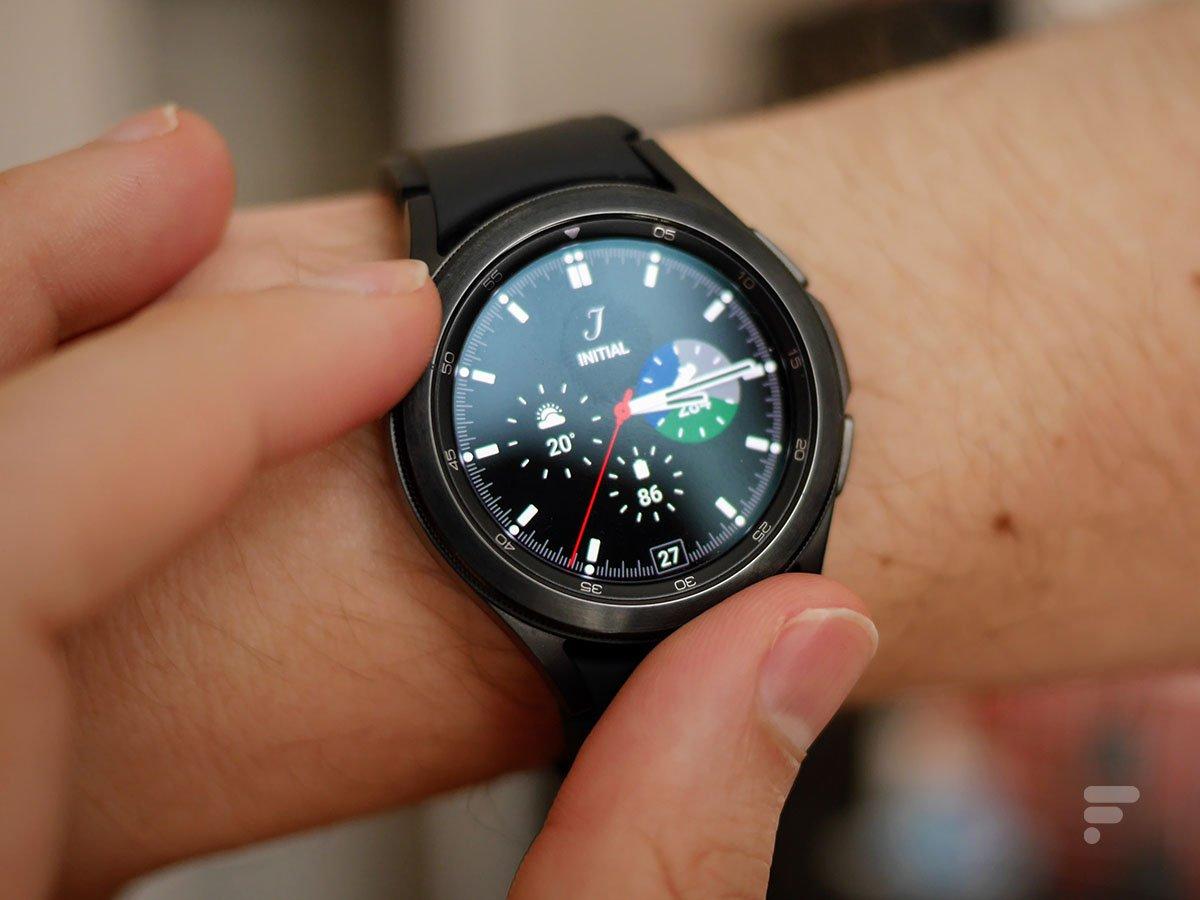 La Samsung Galaxy Watch 4 Classic