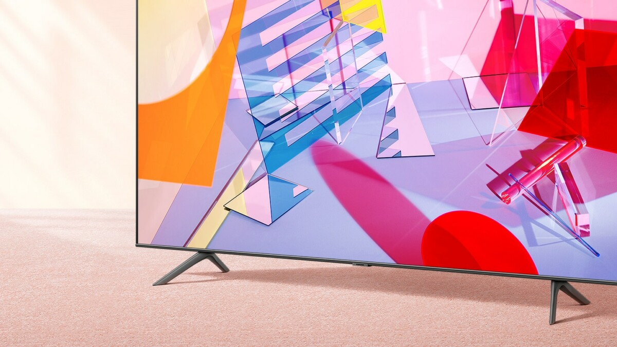 TV Samsung QLED 4K 43 Inci