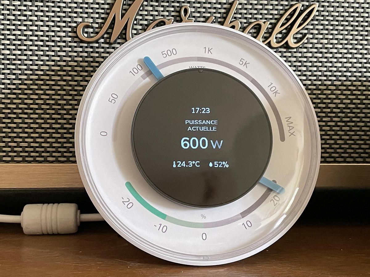 Test de Ecojoko : analyser et réduire sa consommation d'énergie électrique devient un jeu