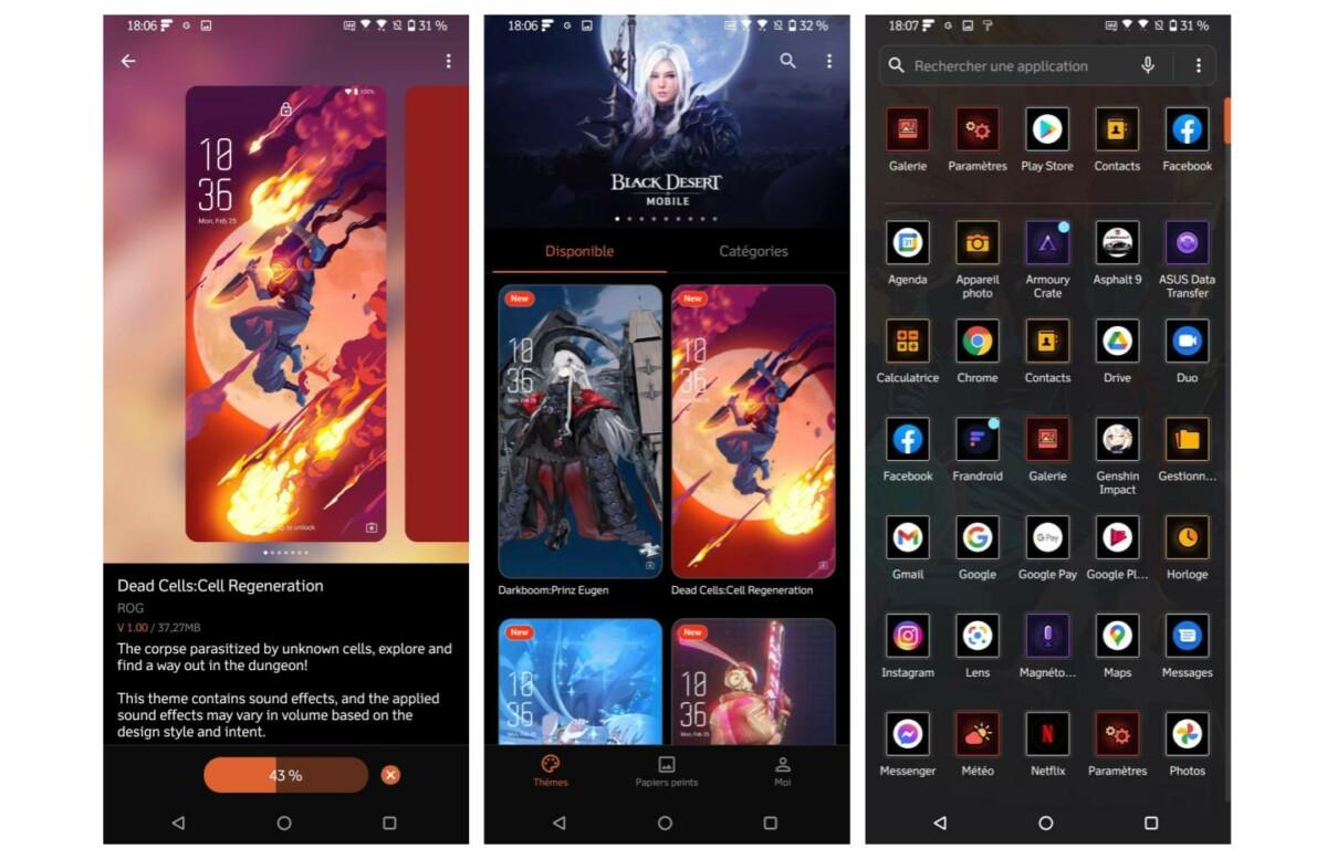 Test de l'Asus ROG Phone 5 (2021) : game changer ou pas, c'est un bon smartphone Android