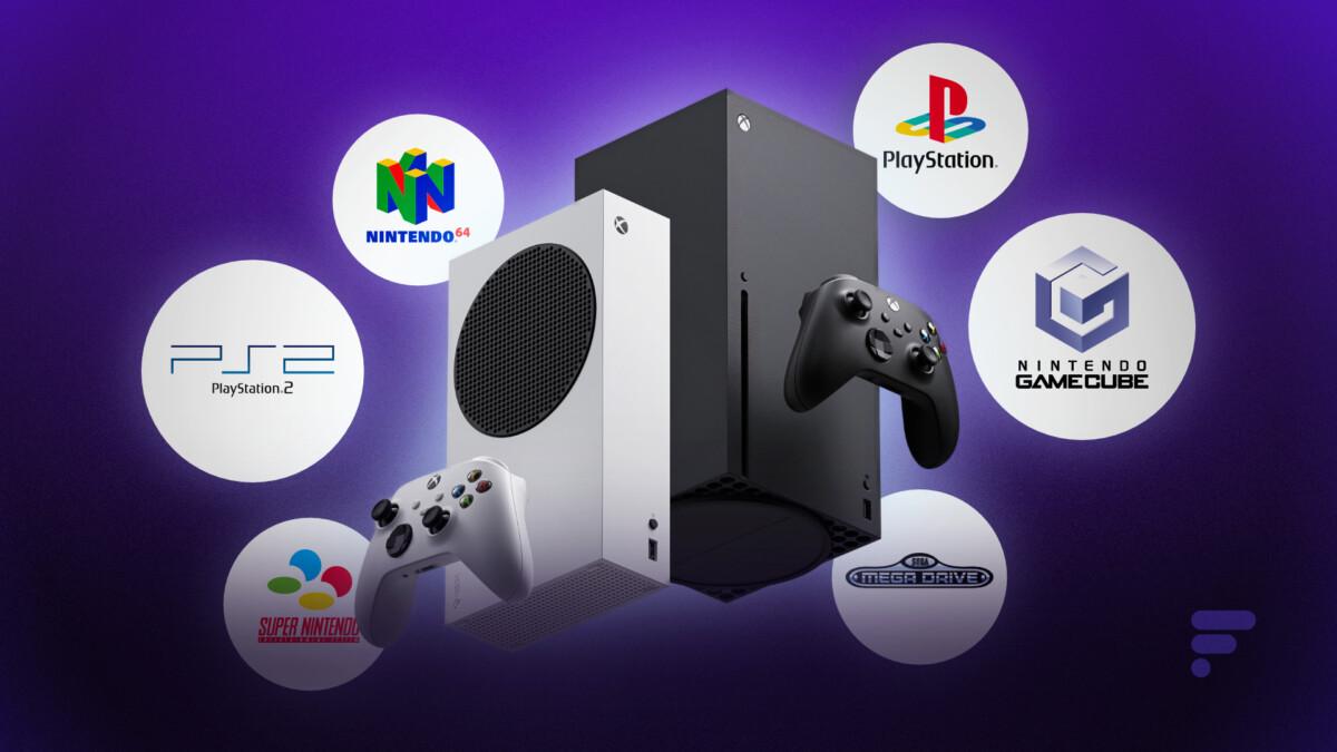 Xbox Series X   S : la machine idéale pour le rétrogaming ? On a testé Rétroarch et les émulateurs