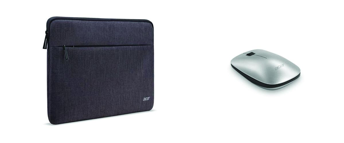 Chromebook Acer CB314 : 100 euros de réduction pour ce pack qui contient ce PC portable, une souris et une pochette