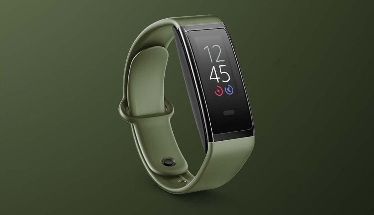 Le bracelet Amazon Halo View