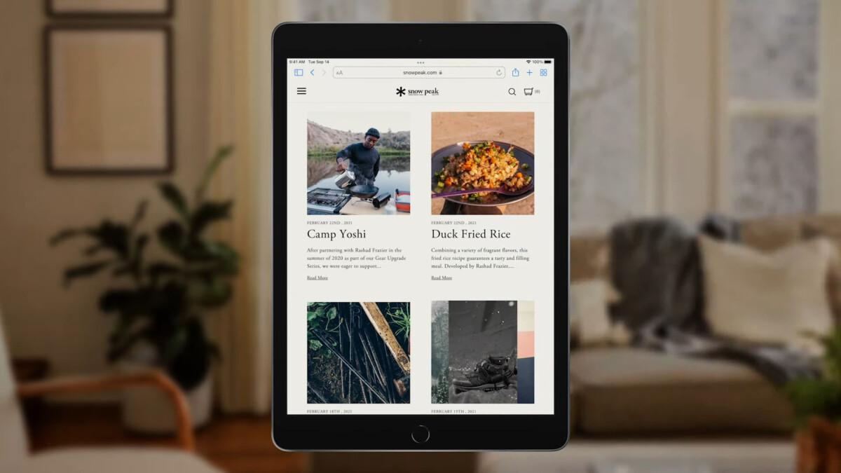 L'iPad9 (2021)