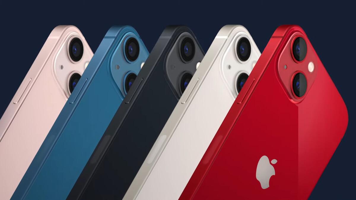 L'iPhone 13