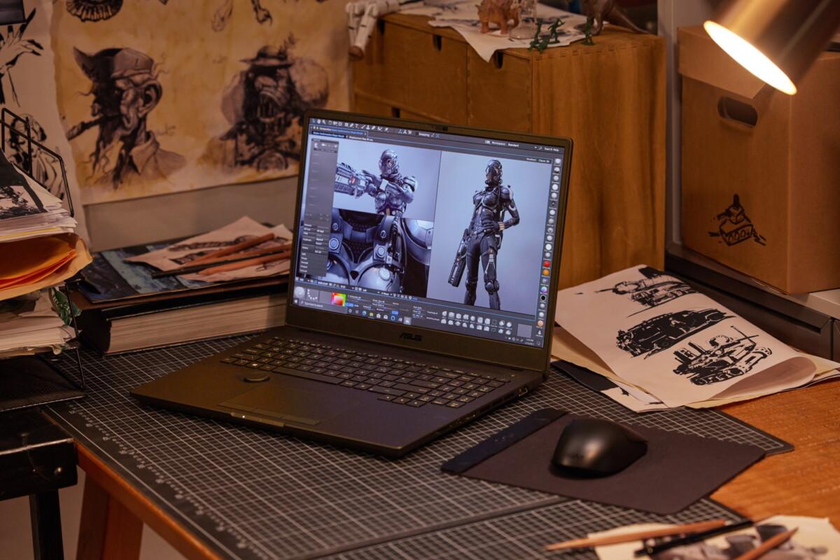 Asus ProArt Studiobook Pro 16 : ce PC est un vrai fleuron pensé pour les créatifs