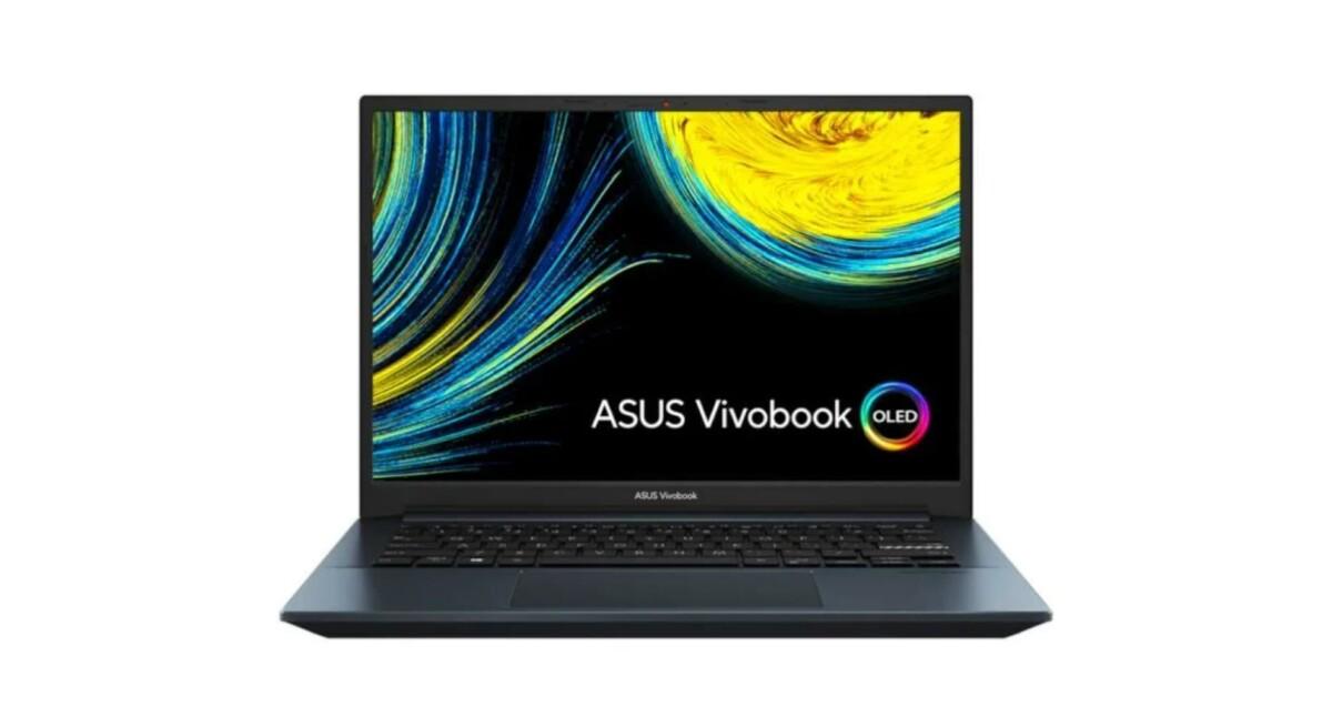 Promotion appliquée sur l'Asus Vivobook Pro 14 OLED chez Cdiscount