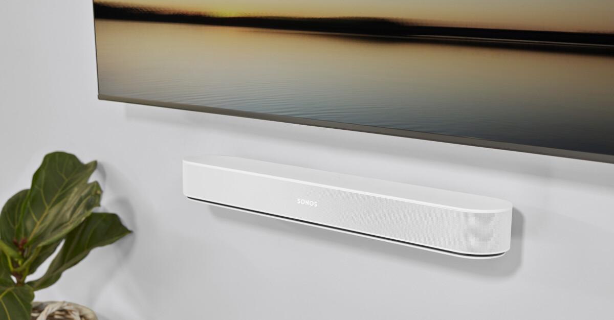 La nouvelle Sonos Beam ressemble à l'ancienne