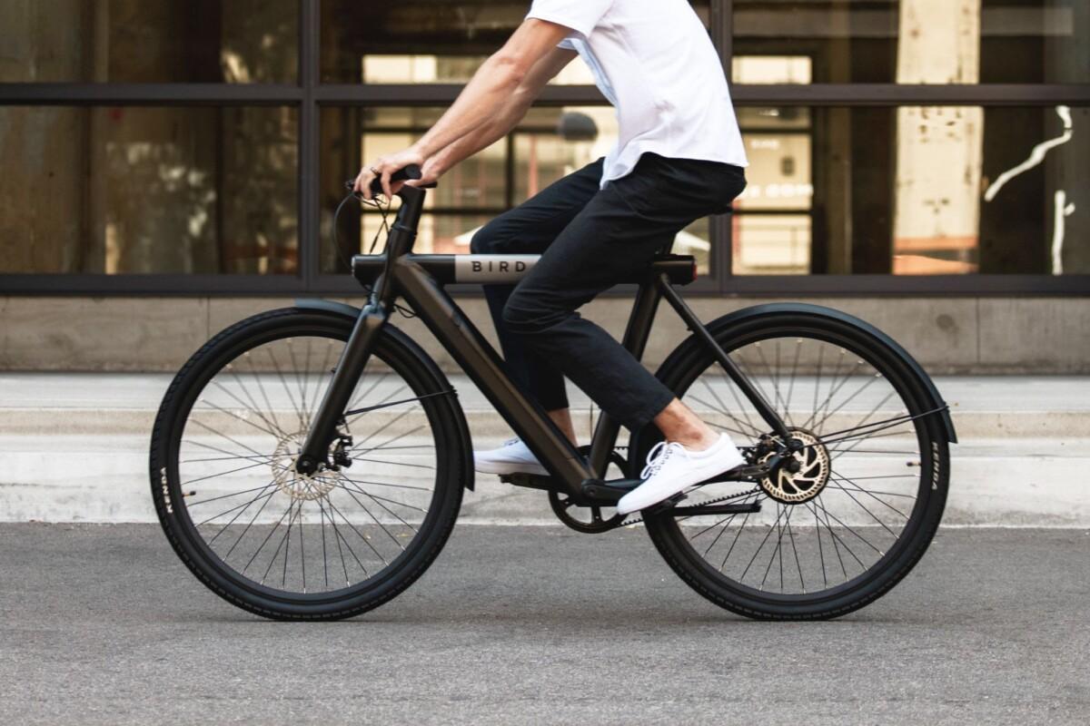 Le VAE de Bird Bike version européenne.