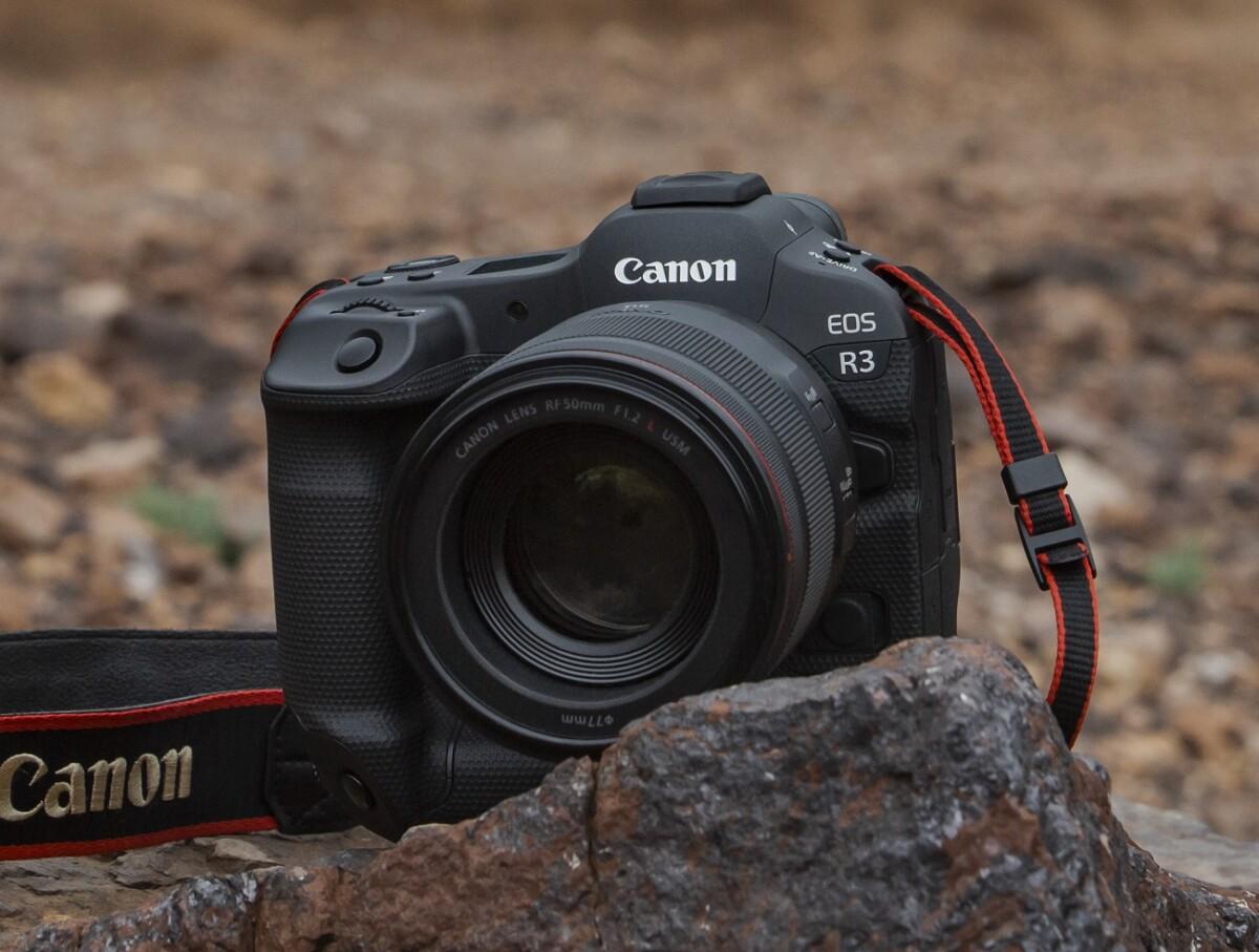 Le Canon EOS R3