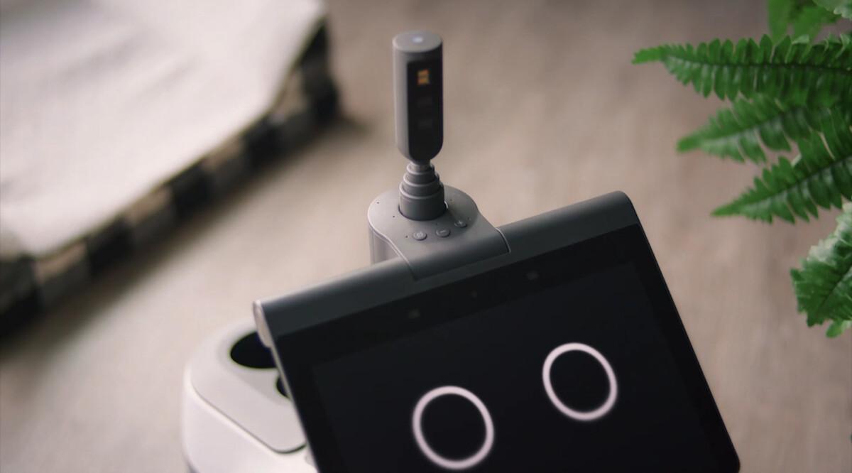 Astro : le petit robot d'Amazon aurait tendance à se jeter dans les escaliers