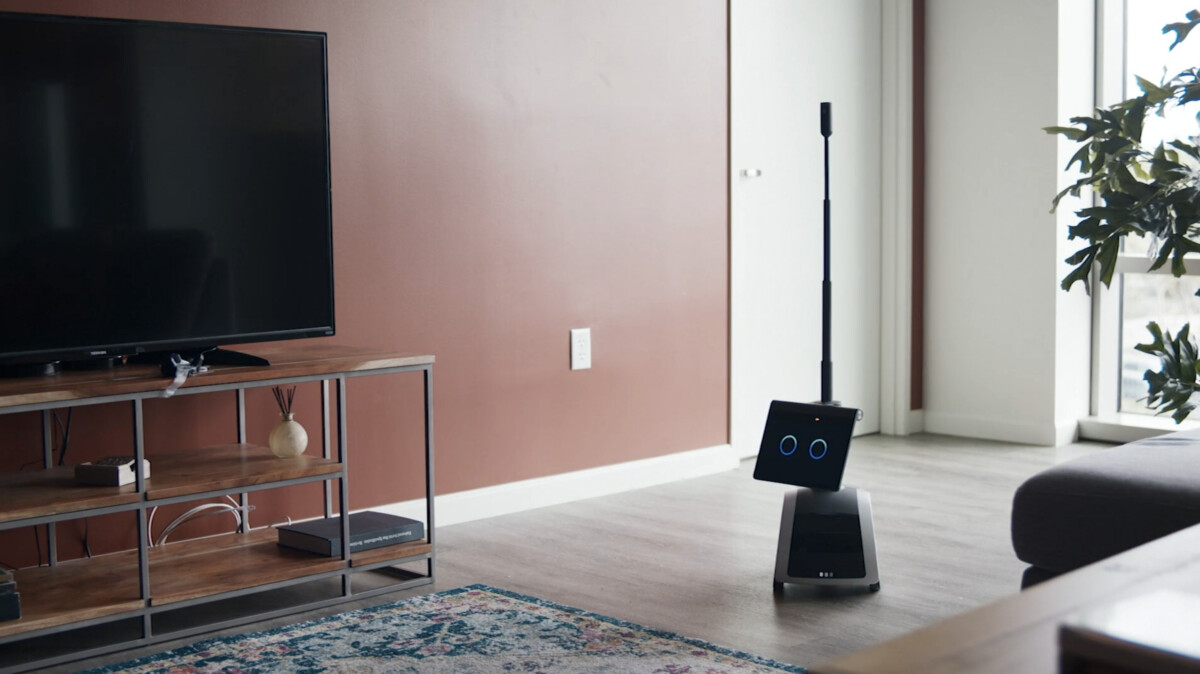 Le robot Astro d'Amazon