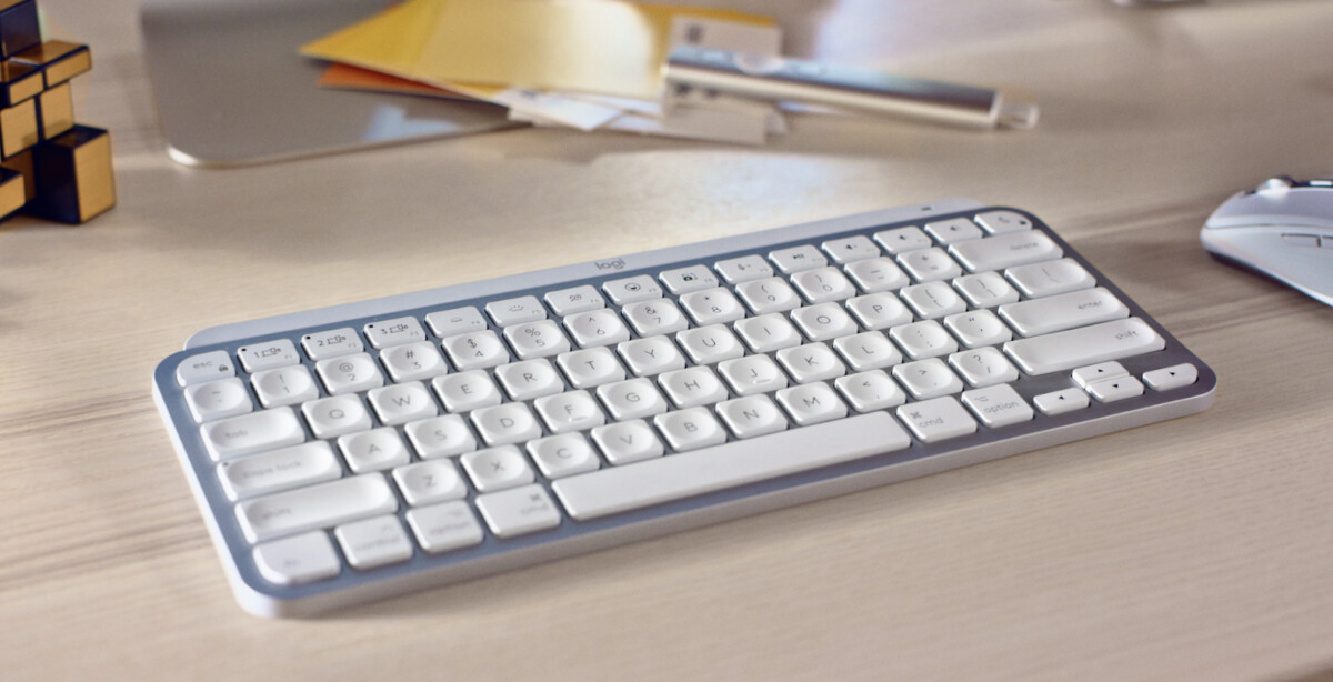 Le clavier LogitechMX Keys mini