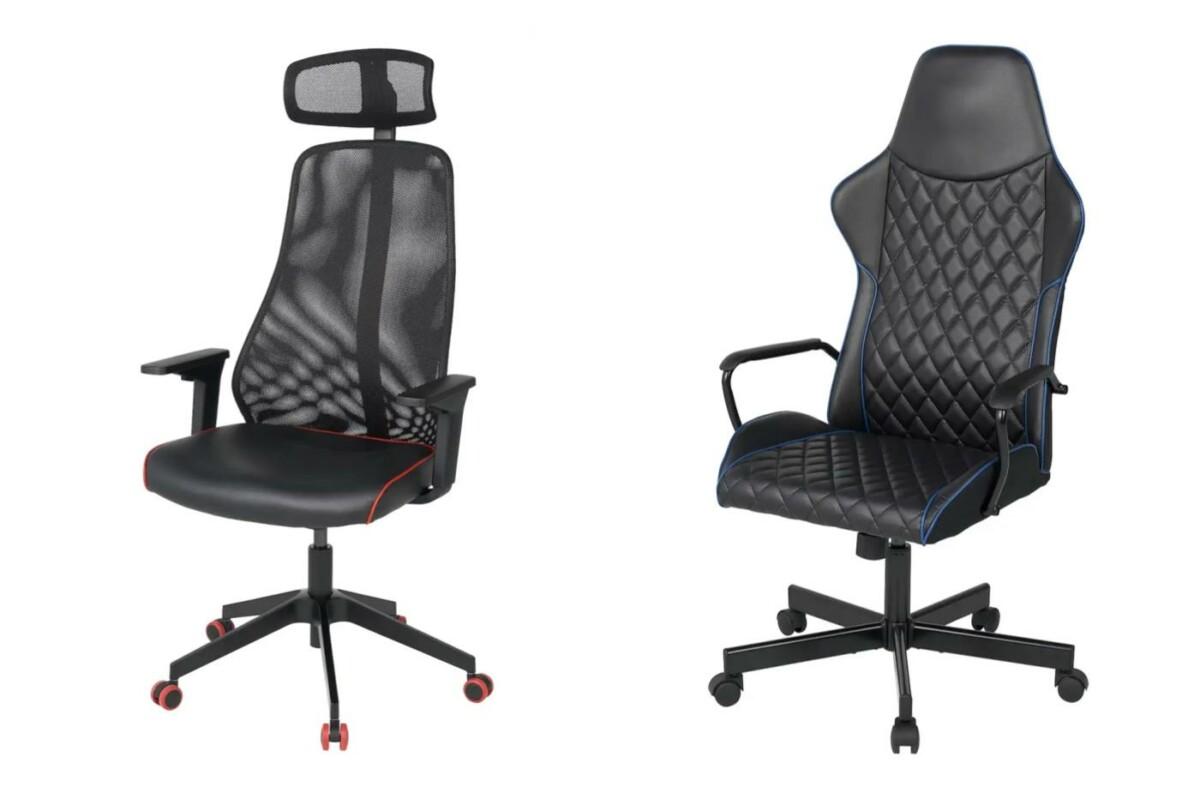 Les chaises Ikea