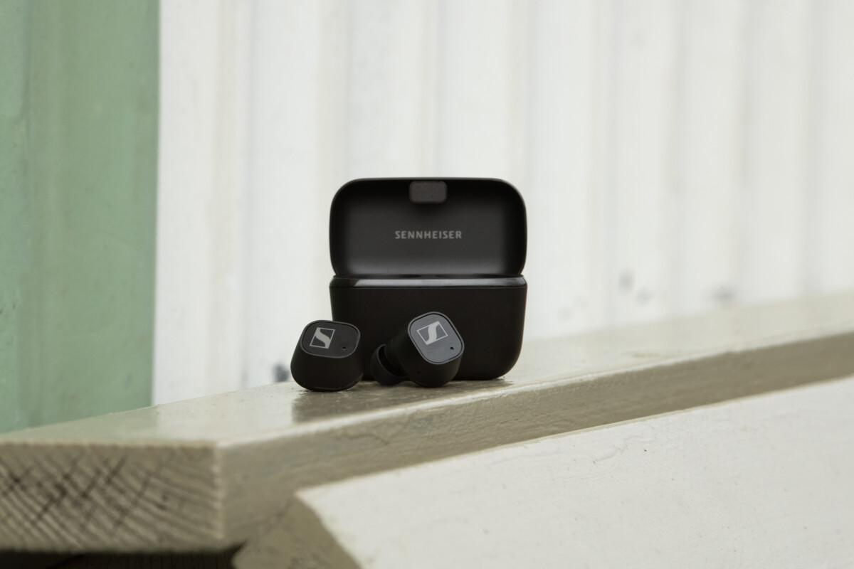 CX Plus True wireless headphones