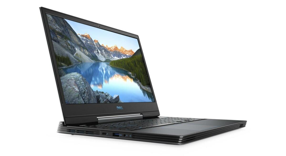 Le PC portable Dell G5 15