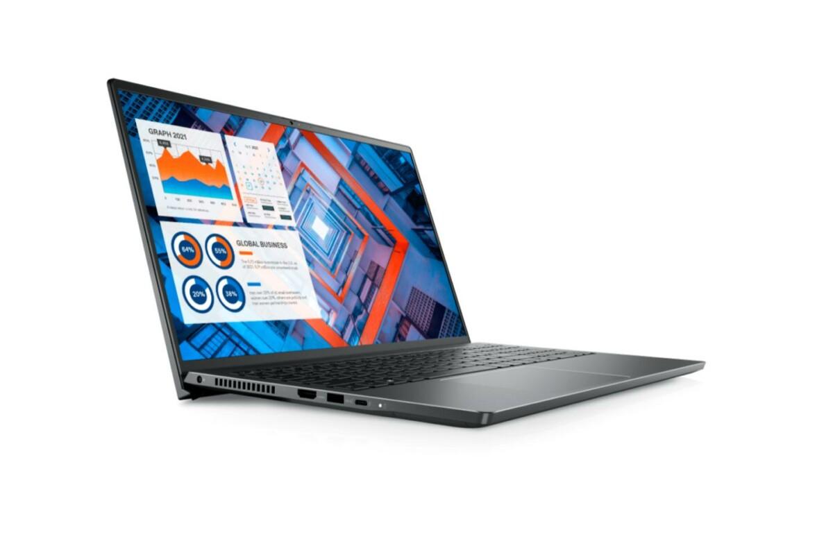 PC portable gaming : Dell propose une config i7 11e gen + RTX 3050 à 946 €