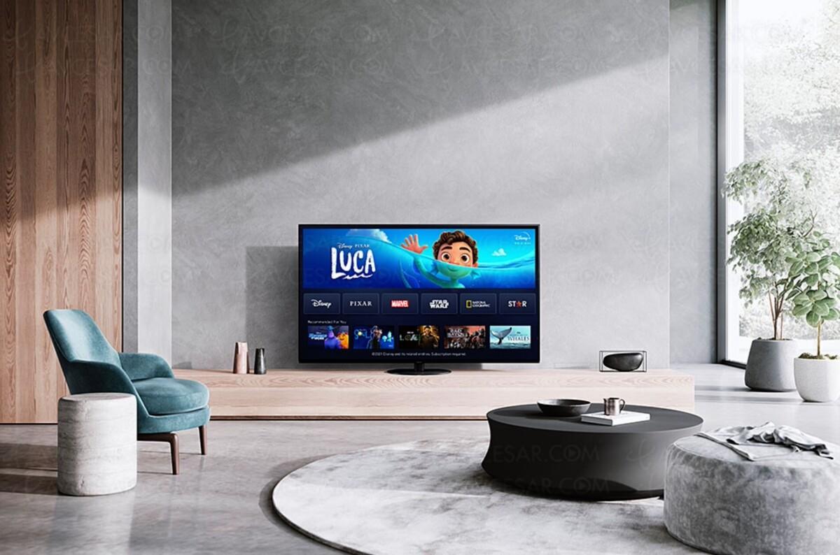 Panasonic propose désormais l'application Disney+ sur plusieurs de ses téléviseurs