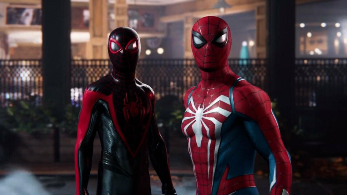 Une capture de Spider-Man2