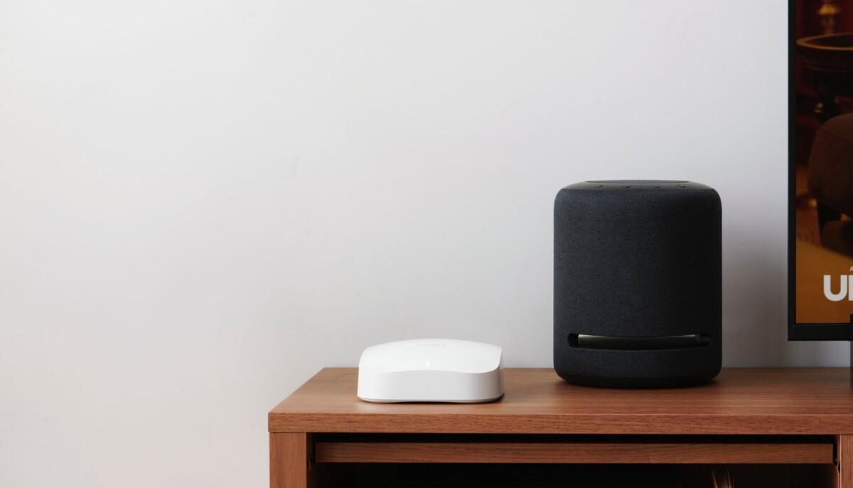 Le système wifi 6 Amazon eero Pro 6