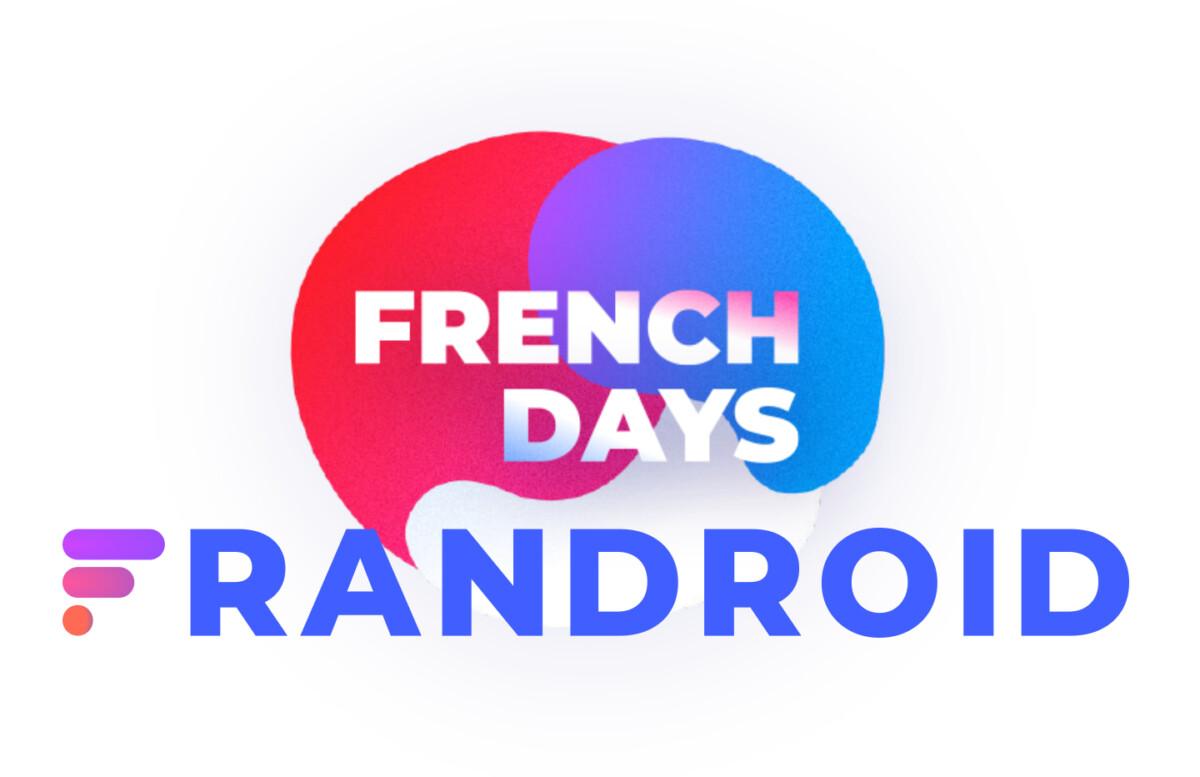 Suivez les French Days 2021 sur Frandroid.