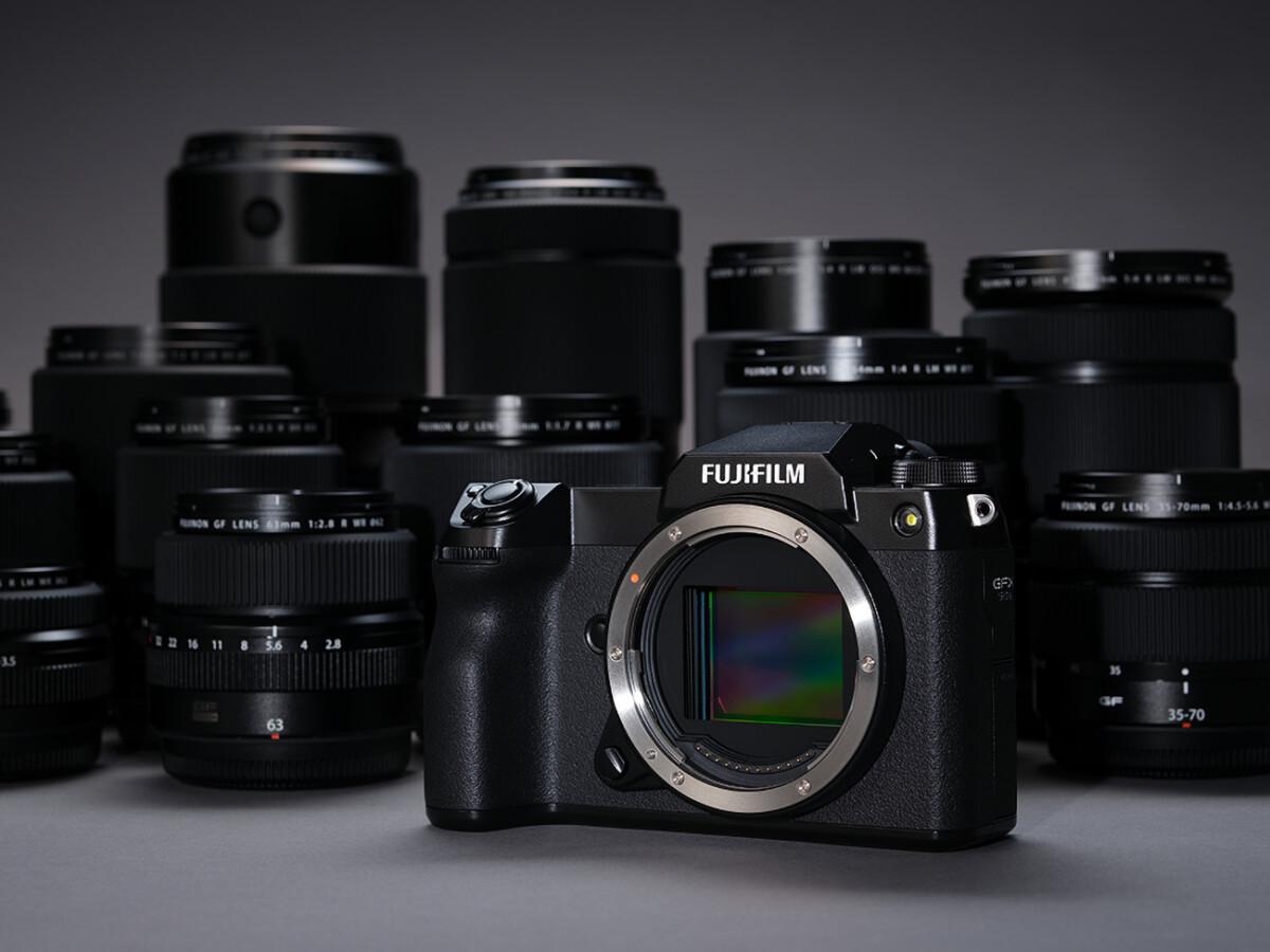 Le Fujifilm GFX 50S II