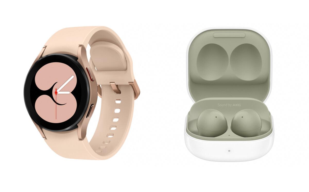 Galaxy Buds2 ou Galaxy Watch4 : quel accessoire connecté Samsung vous faut-il pour la rentrée ?