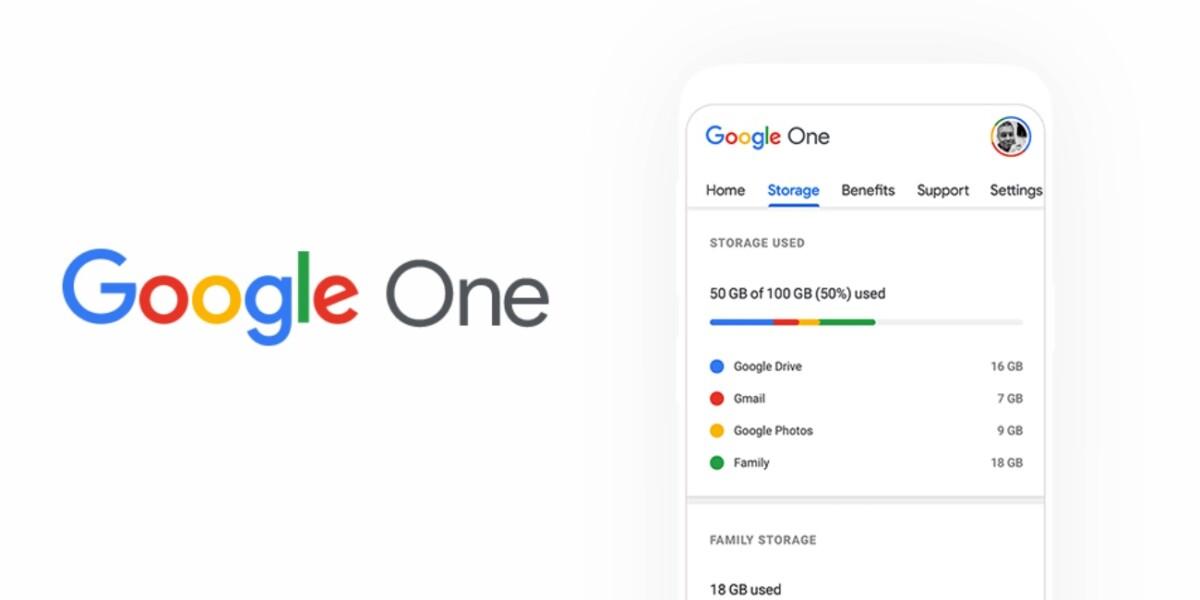 Avec sa nouvelle formule 5To, Google One enrichit un peu plus encore ses offres d'abonnement
