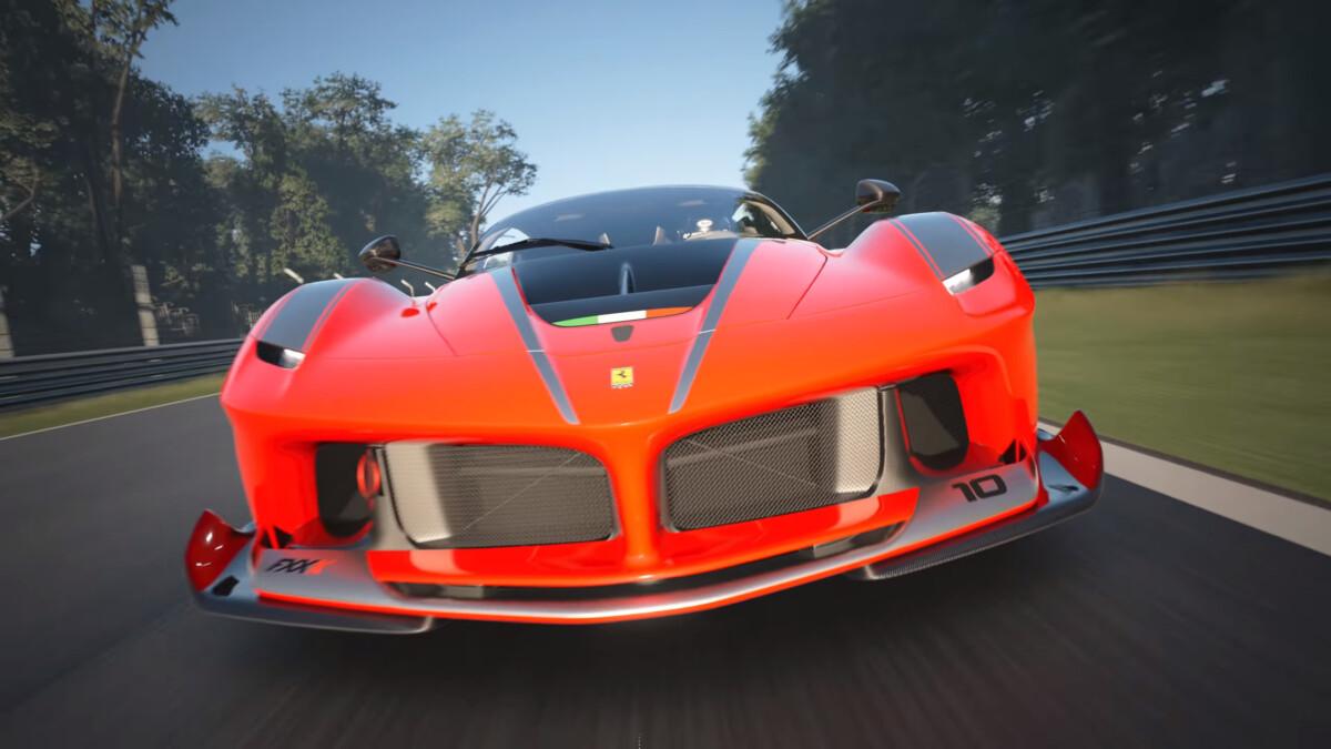 Image issue du trailer de Gran Turismo7