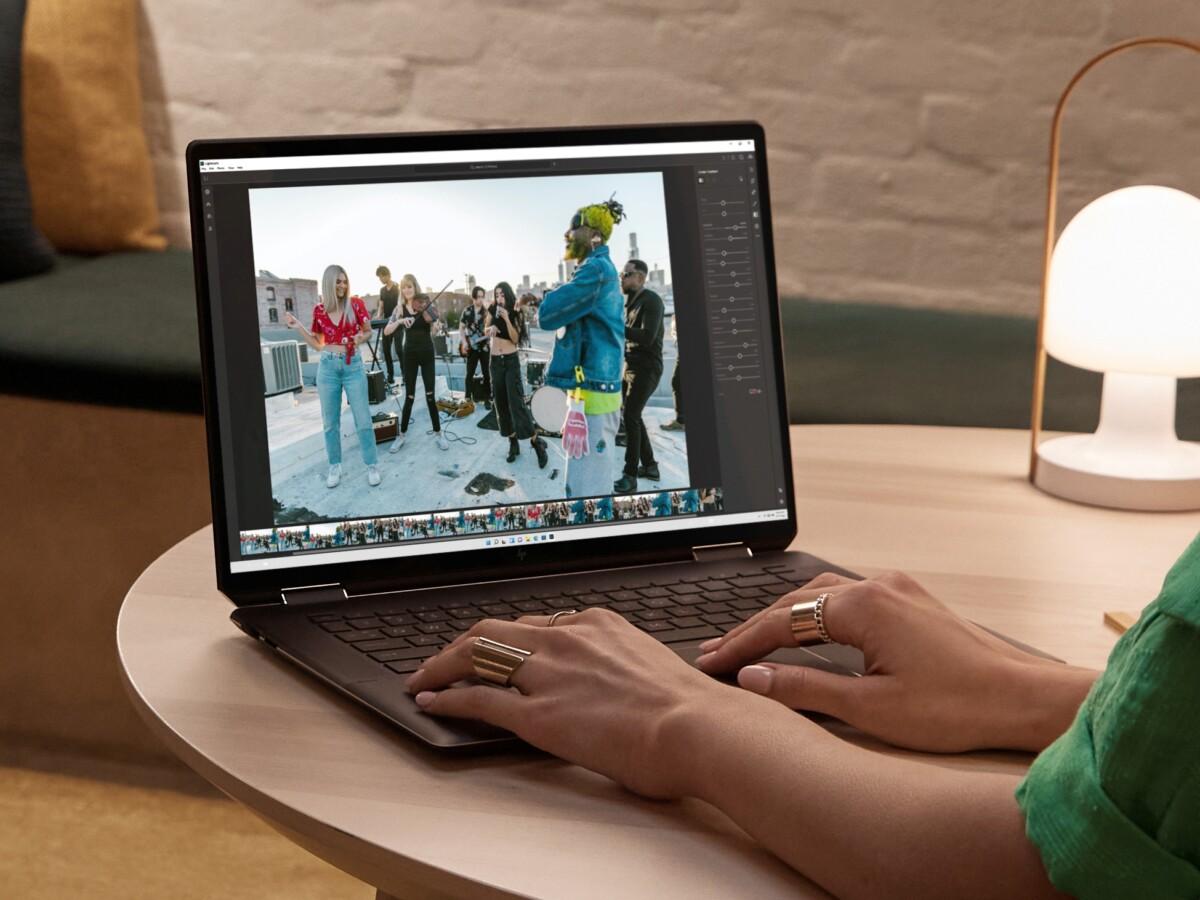Le HP Spectre x360 16 est une machine plutôt bien lotie côté fiche technique…
