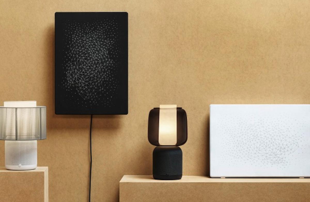 La lampe de table Symfonisk intègre une enceinte Sonos