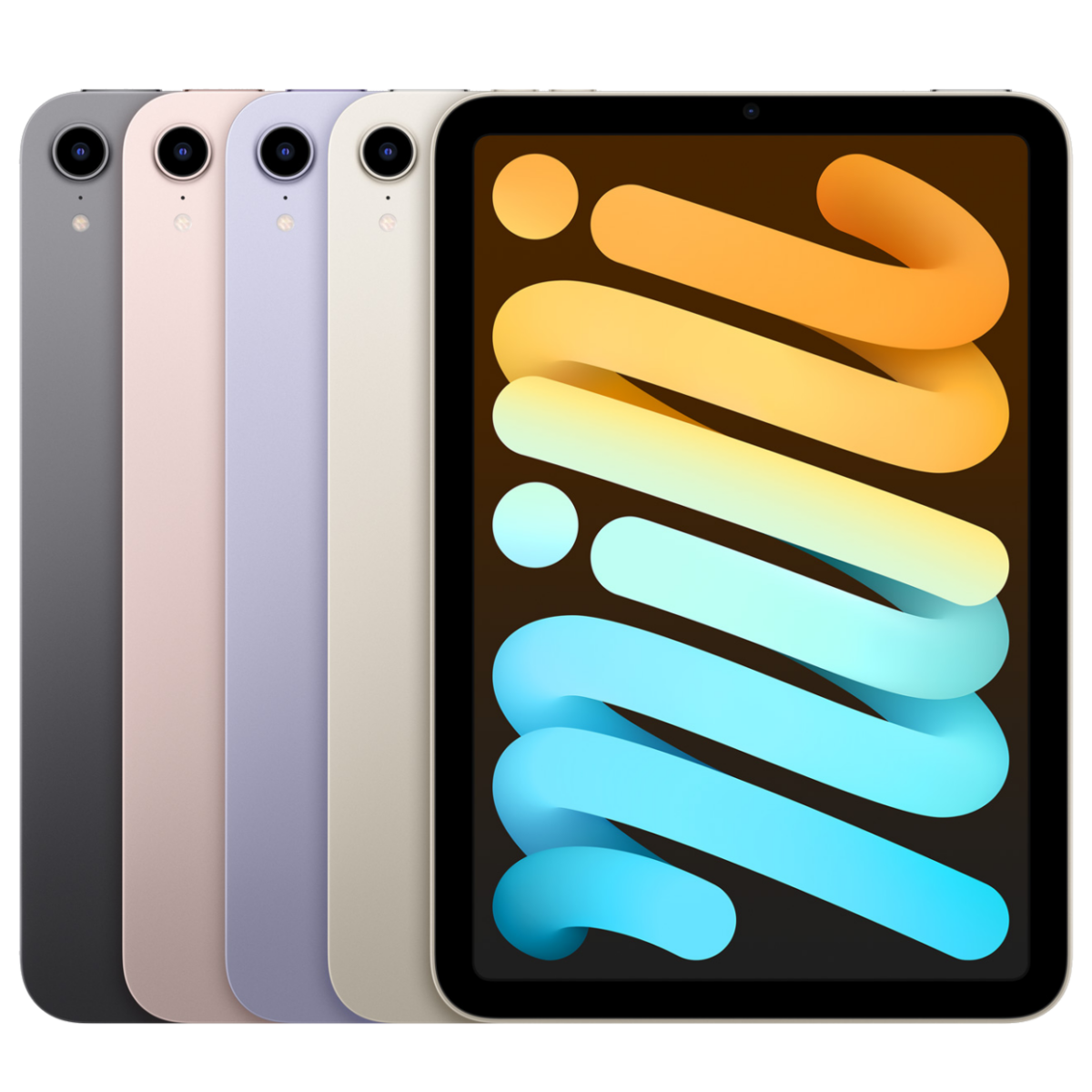 En tout point meilleur, l'Apple iPad mini 6 a aussi un Wi-Fi 6 plus rapide