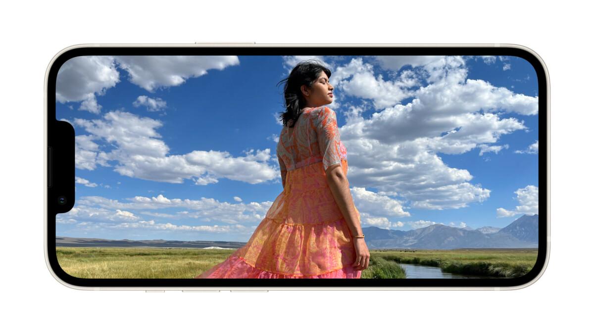 L'écran des iPhone13 gagne en luminosité
