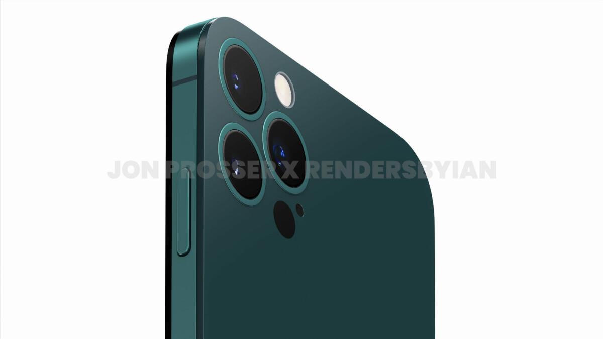 Le module photo de l'iPhone 14 serait plat