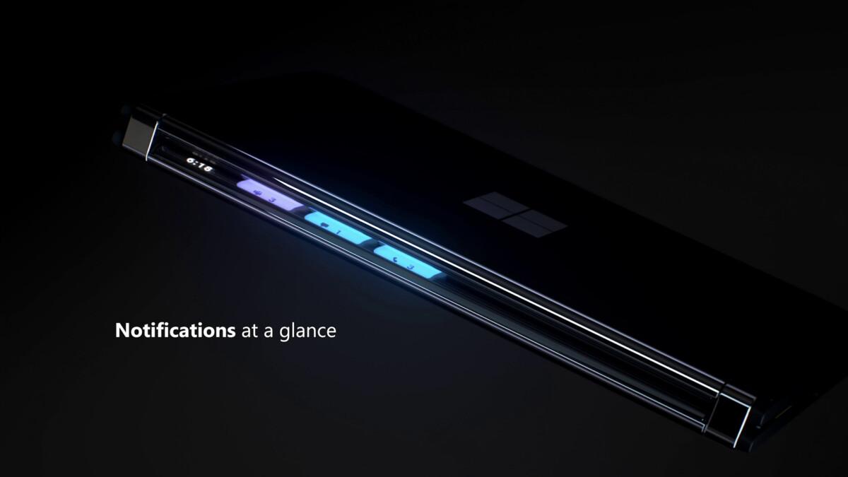 Microsoft Surface Duo 2 : la vraie première version du produit est là