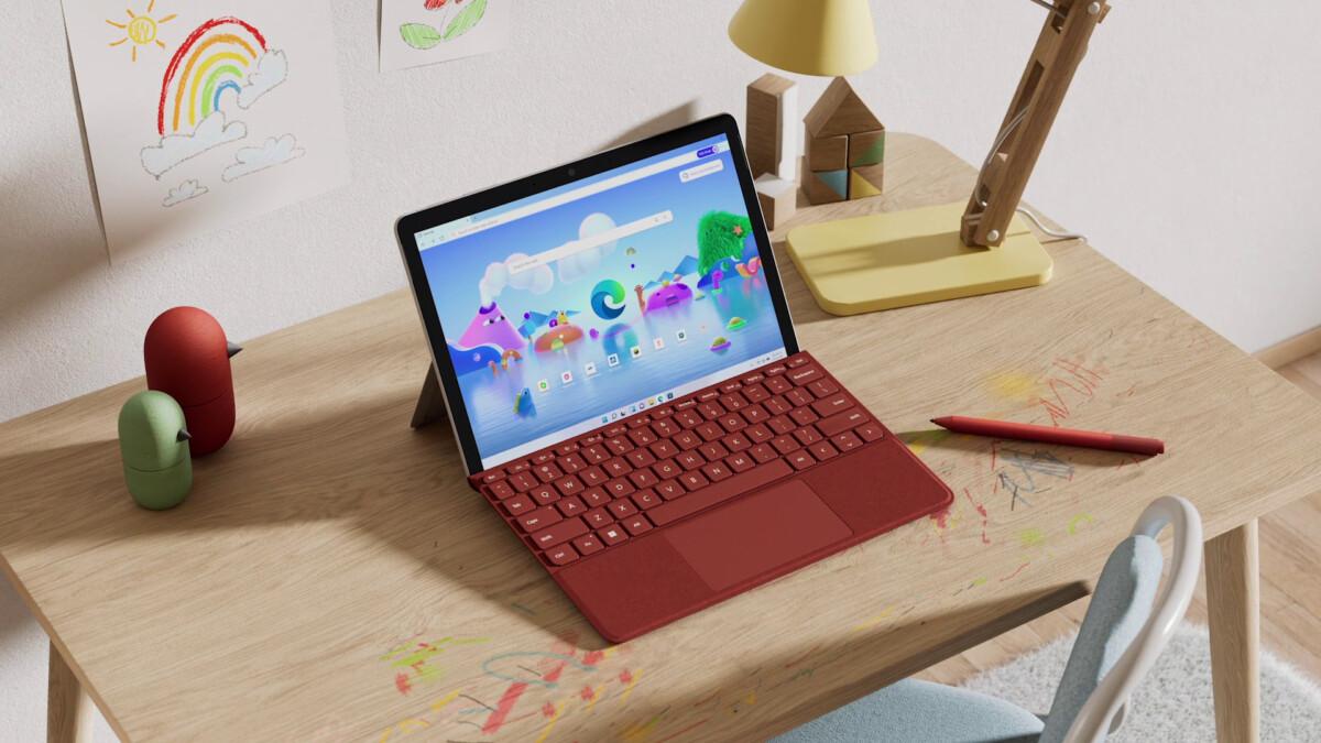 Microsoft Surface Go 3 : la petite tablette se met à jour pour Windows 11