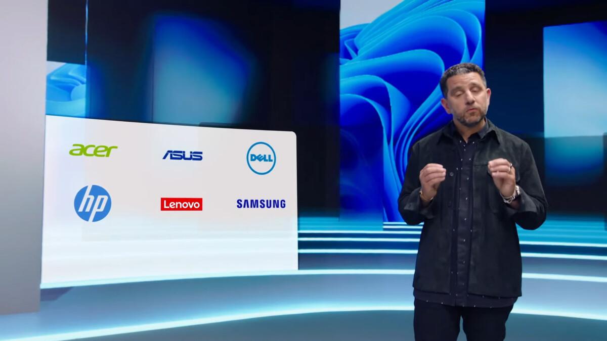 Conférence Microsoft Surface : le résumé des annonces (Surface Pro 8, Go 3, Duo 2…)