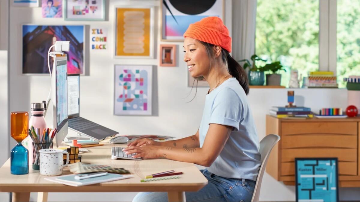 Le clavierMX Keys Mini veut penser à votre posture
