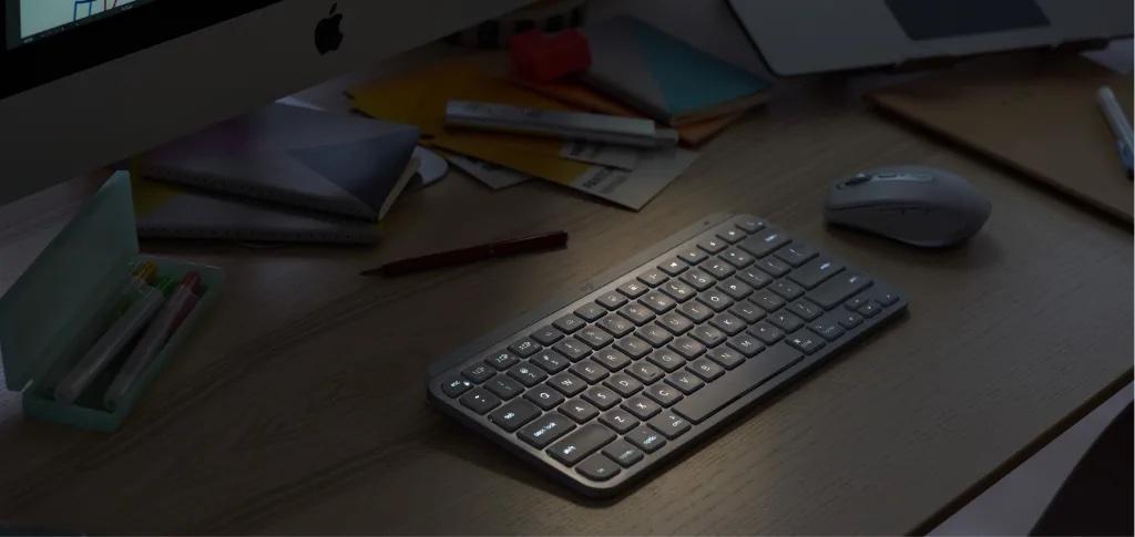 Le MX Keys Mini existe aussi en version seulement pour Mac