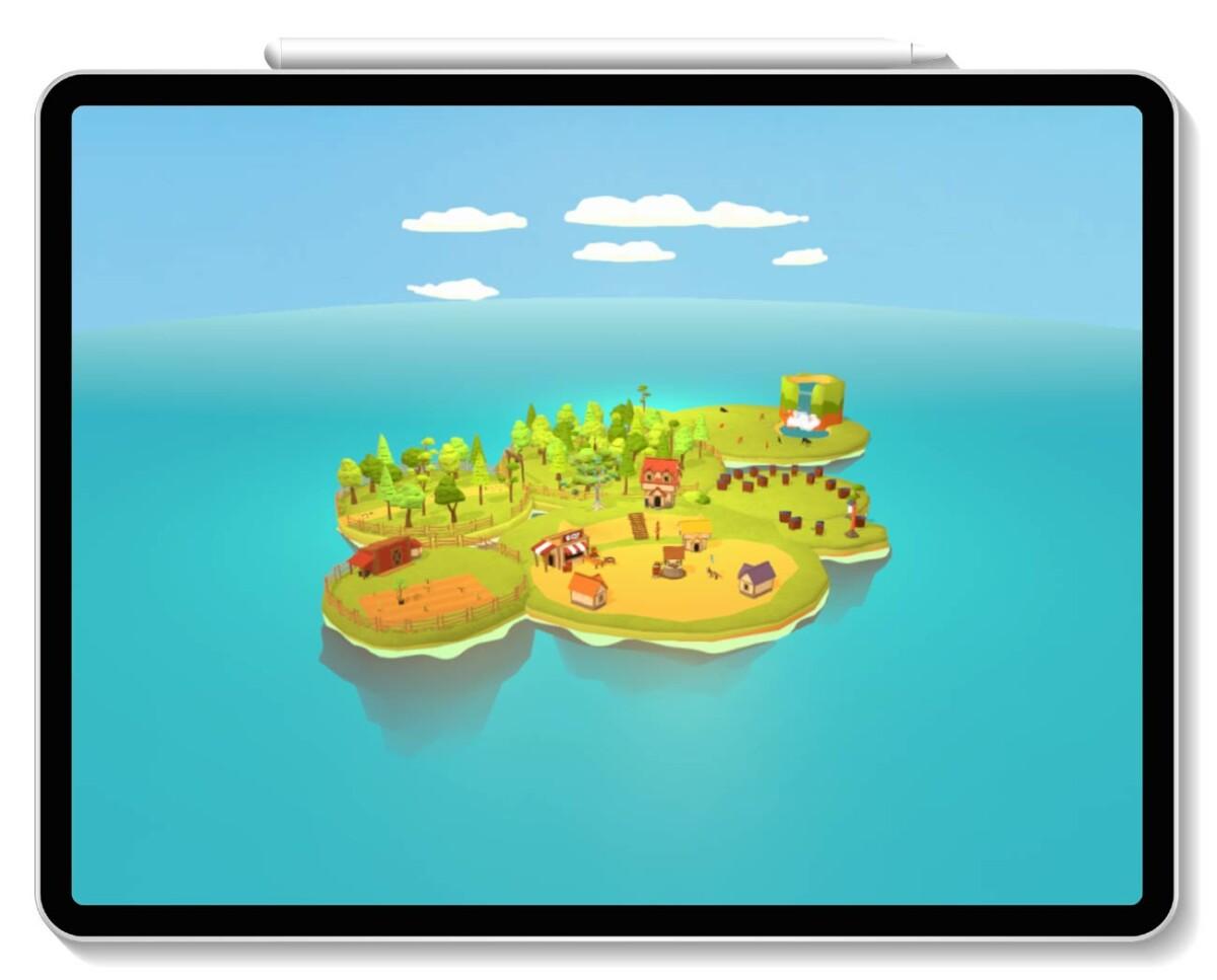 Νησιά για Χτίσιμο και Διατήρηση στον Υπέροχο Πλανήτη Μου