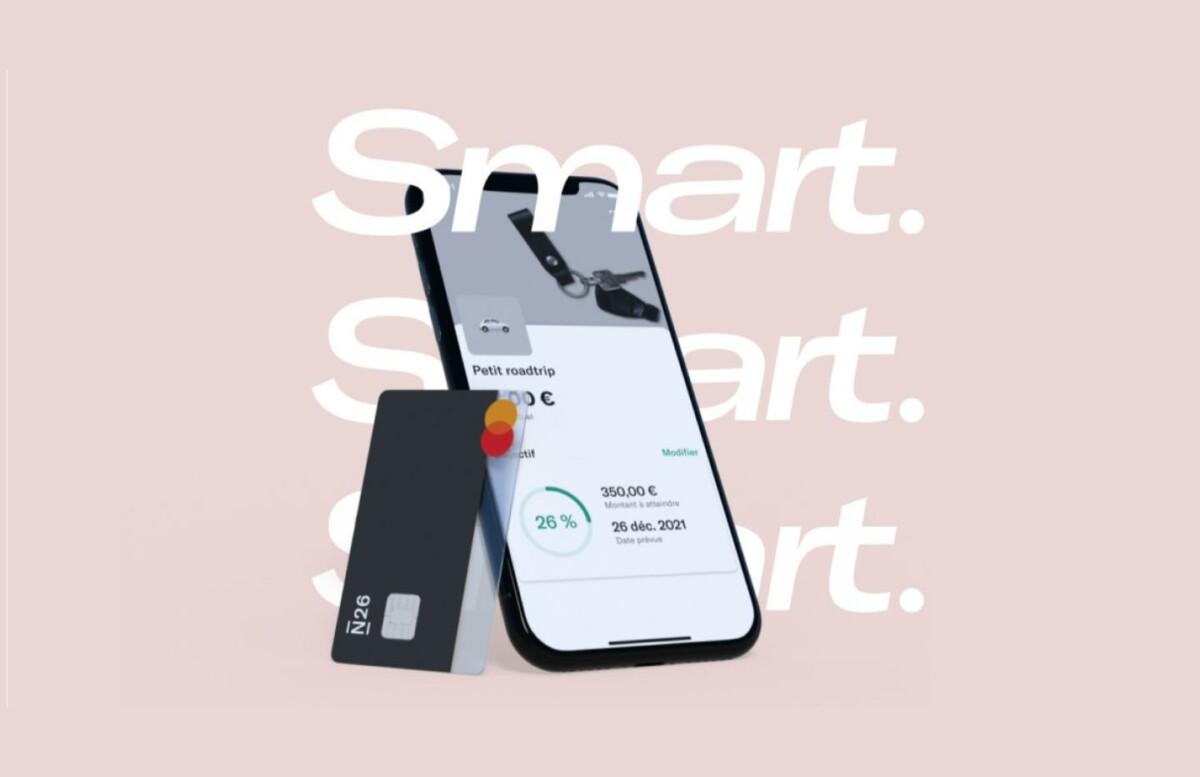 N26 offre un an d'accès à un compte avec carte bancaire pour les 18-24 ans