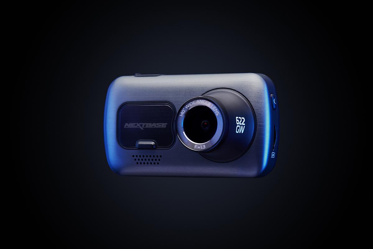 La Nextbase 622GW est un joli objet pour une dashcam