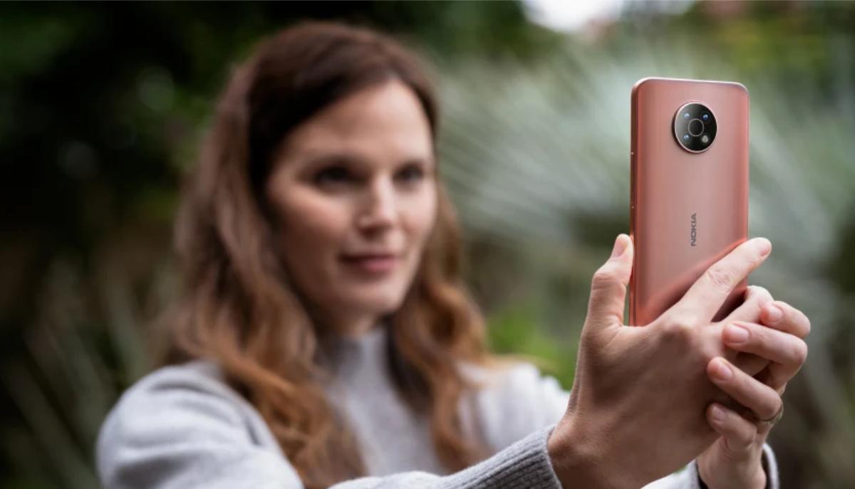Le Nokia G50.
