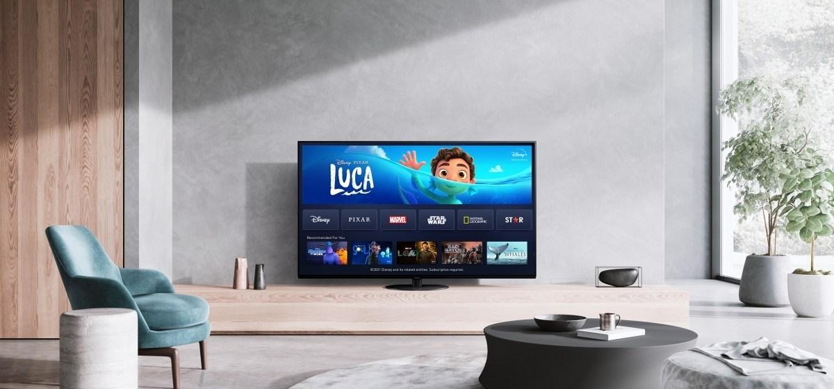 Disney+ est désormais disponible sur les TV Panasonic.