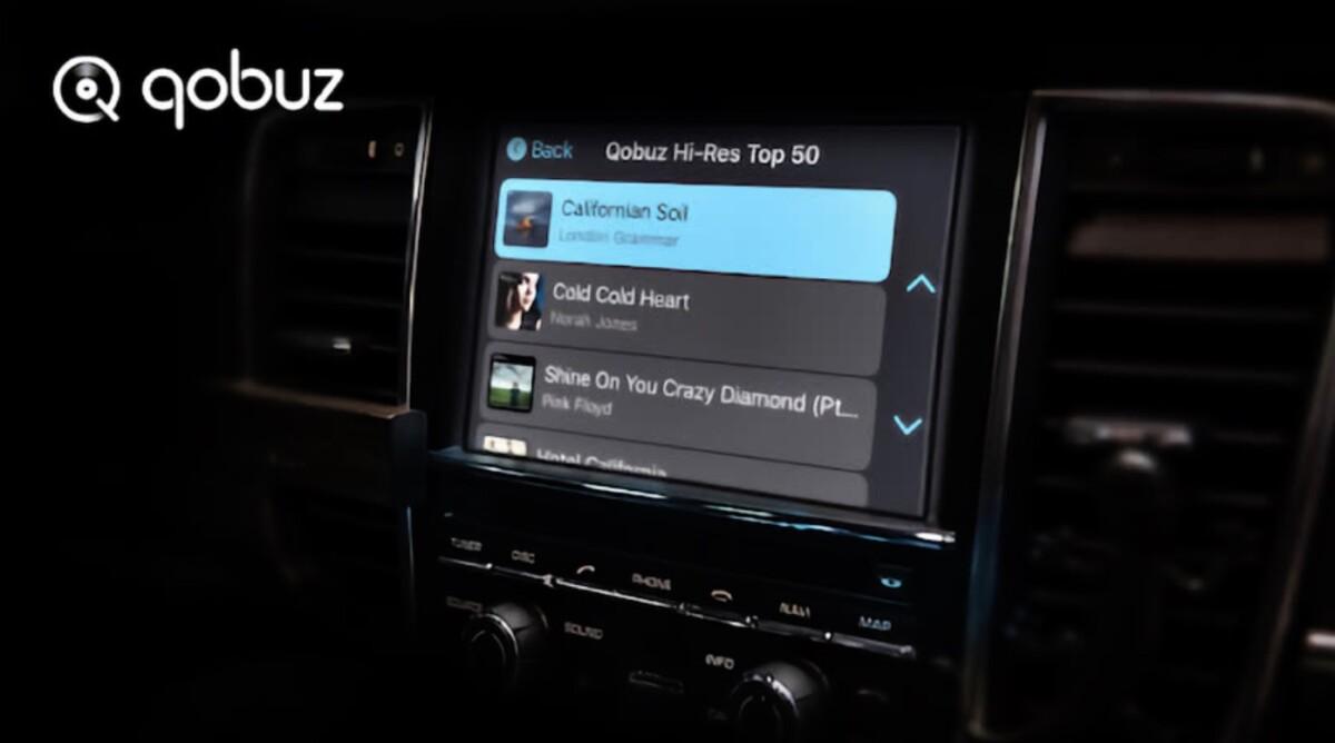 Avec son service CarPlay Online, Qobuz s'offre sur le tard une prise en charge complète d'Apple CarPlay… et c'est une bonne nouvelle