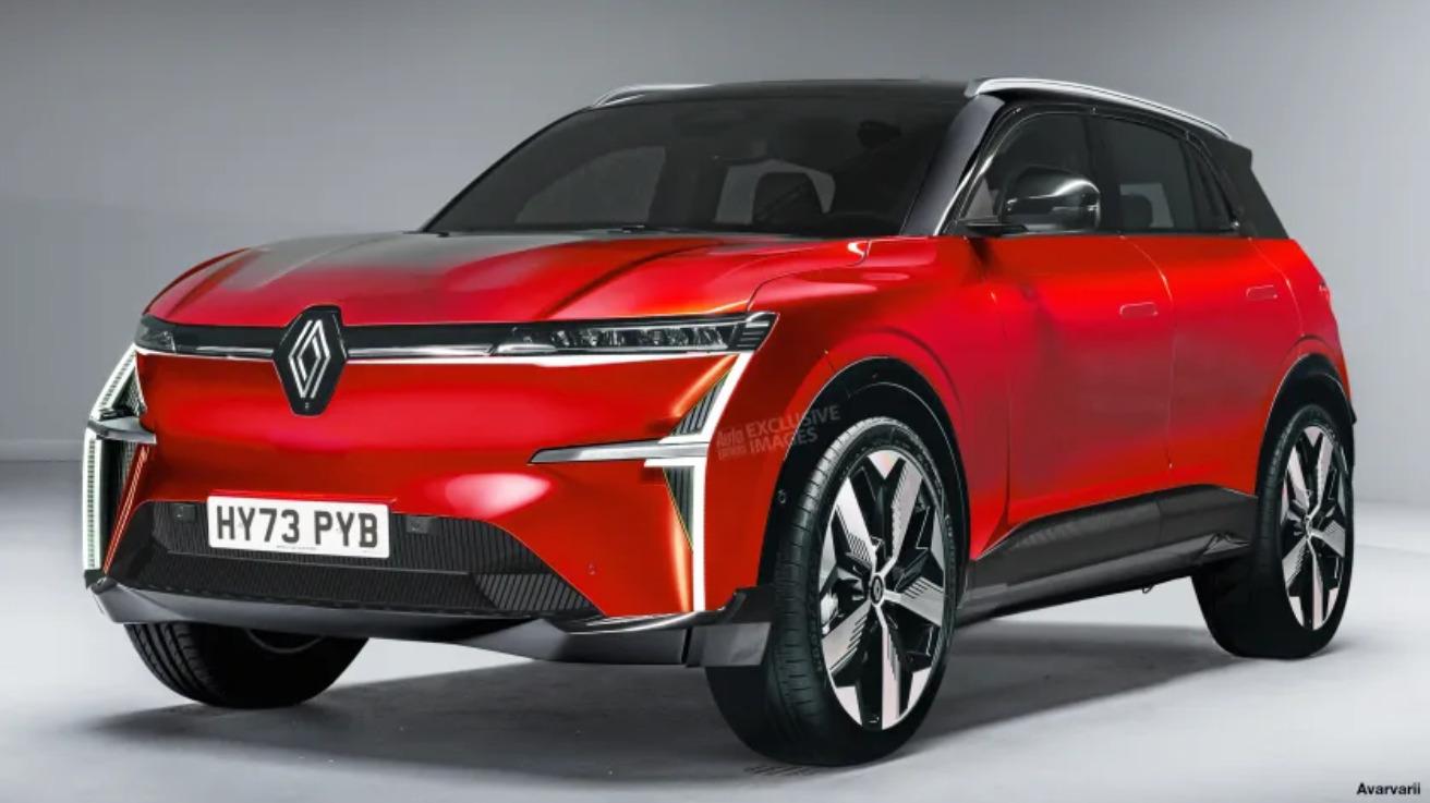 Renault prépare un SUV familial électrique : 500 km d'autonomie, mais que sait-on d'autre?