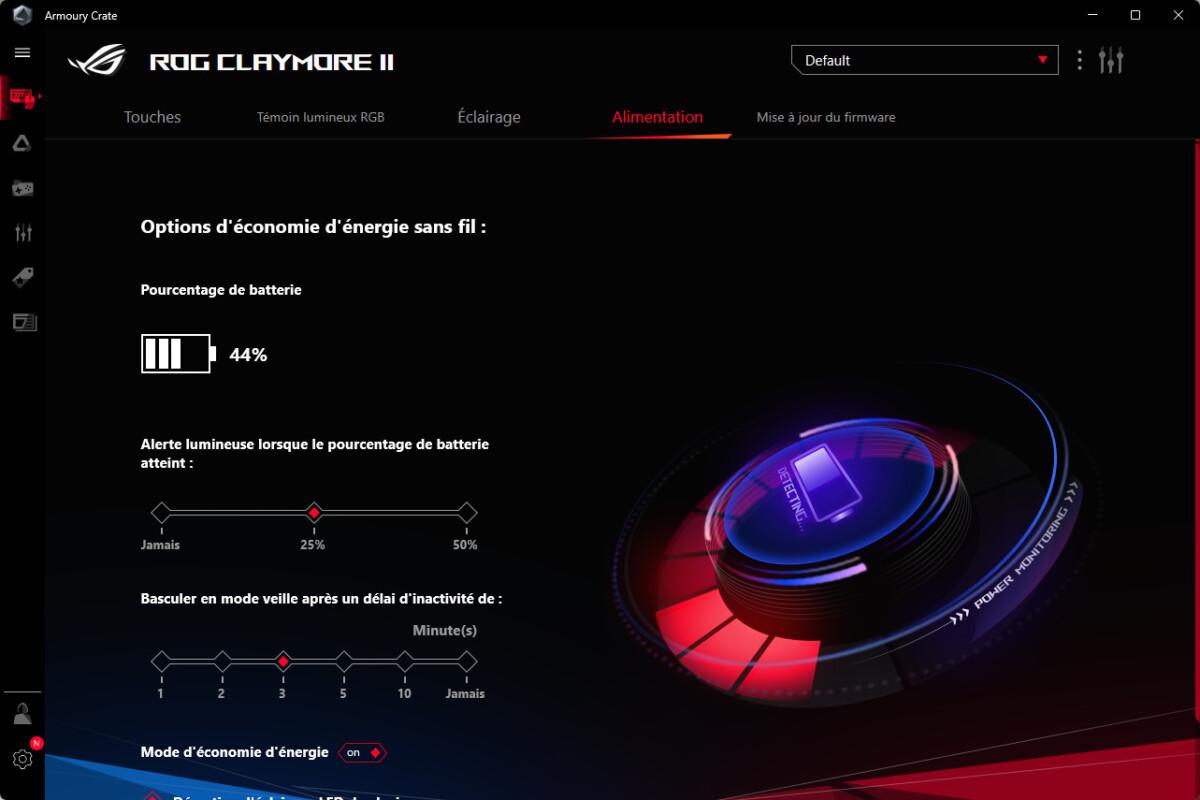 Asus ROG Claymore II
